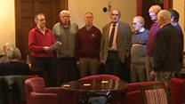 Male voice choir set to end after 40 years