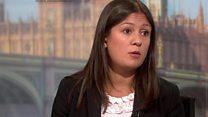 Nandy: 40-60 Labour MPs could back Brexit bill