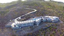 4تك من جزيرة ريونوين: مرصد فلكي فريد من نوعه لقياس نسب الغازات في الغلاف الجوي