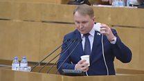 """Как в Госдуме принимали закон в первом чтении о """"суверенном интернете"""""""