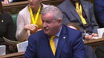 Ian Blackford withdraws PM 'liar' claim