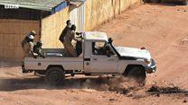 فرق الاعتقال السرية في السودان