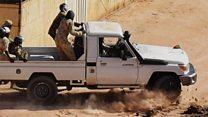 Ma ajenti wa siri wa mauaji Sudan