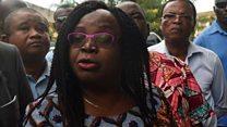 ''La femme qui ose se mêler de la politique n'est pas une femme exemplaire''