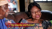 Valentine: You remember your first kiss?