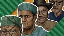 Kedụ ihe i ji echeta OBJ, Yar'adua, GEJ na Buhari?