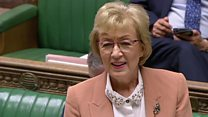 Leadsom's Valentine's ode to Brexit deal