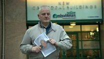 Tommy Duffin voices frustration at PSNI investigation