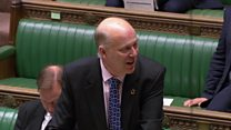 Barrage of criticism for Chris Grayling