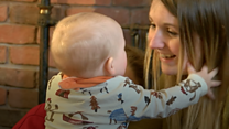 'I was worried I'd do something to my kids'