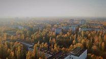 Chernobyl's post human landscape