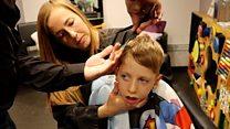 'My nephew inspired my sensory hair salon'