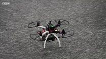 Jornada extenuante: empresas japonesas estão usando drones para evitar que as pessoas trabalhem demais