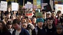 'We need change and we need it now'