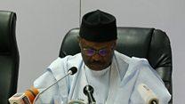 Nigeria election chief delays polls
