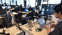 راه حل ژاپنیها برای جلوگیری از پرکاری کارمندان