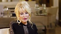Dolly Parton: Women are 'making great progress'