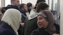 بازگشت آوارگان سوری از اردن به سوریه