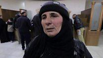 ဆီးရီးယား ဒုက္ခသည်တို့ အိမ်ပြန်လာ ကြပြီ