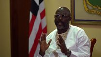 Weah: We're investigating 'missing $100m'