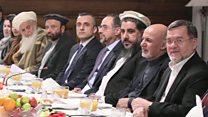 تفاهم افغانستان و آمریکا بر سر مذاکره با طالبان