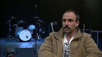 Idles frontman on grief as an inspiration