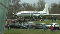 Shropshire farewell for Tornado jets