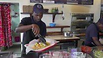 Kenya's growing taste for online delivery