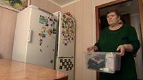 مادربزرگهای روس امدادگر میشوند