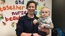 'I set up a nursery to care for children with disabilities'