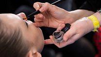 ما معنى كلمة Make up؟