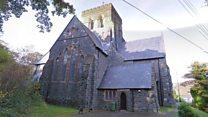 Trafod dyfodol eglwys yn Llanberis