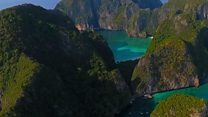 Saving Maya Bay