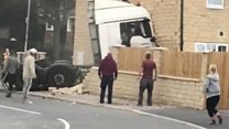Men guilty over stolen lorry death crash
