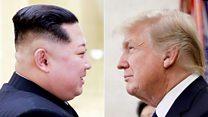 Trump and Kim: Enemies to frenemies