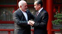 ایران و عربستان از چین چه میخواهند؟
