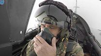 Queasy journalist takes last Tornado flight