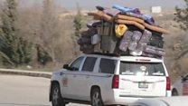 किन हालातों में घर लौट रहे हैं सीरियाई शरणार्थी