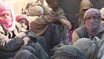 بن بست داعشیها در سوریه