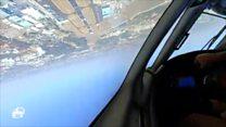 Ан-132D на авіашоу в Індії літав як винищувач