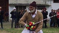 گتکا: روایتی مارشل آرٹ سے رقص تک