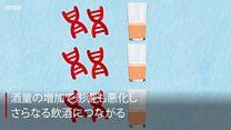 DNAがダメージを受け、もっとアルコールが欲しくなる……飲酒がもたらす悪影響