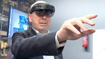 Hands-on with HoloLens 2
