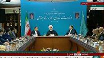 انتقاد تند روحانی از دخالت نیروهای مسلح و بخش خصوصی در اقتصاد