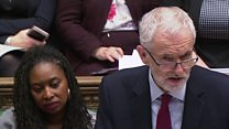 Corbyn: PM 'stringing people along' on Brexit
