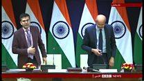 حمله هوایی هند به شبه نظامیان در خاک پاکستان
