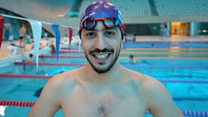 'I nearly drowned, now I dream of Olympic glory'