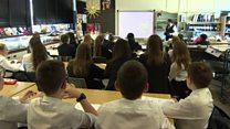 Fewer NI pupils studying modern languages
