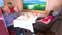 Bradford care home turns room into a train carriage