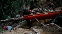 Rescue efforts under way at Indonesia mine